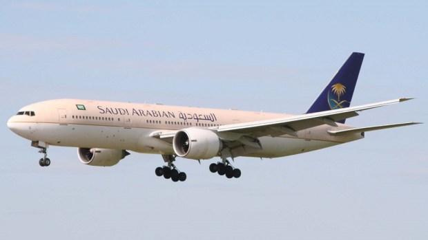 SAUDI BOEING 777-300ER