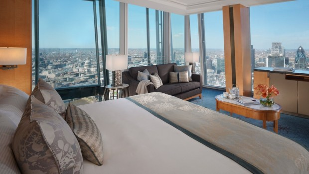 SHANGRI-LA HOTEL AT THE SHARD, LONDON, UNITED KINGDOM