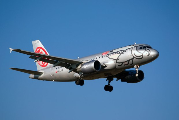 A FLY NIKI AIRBUS A320
