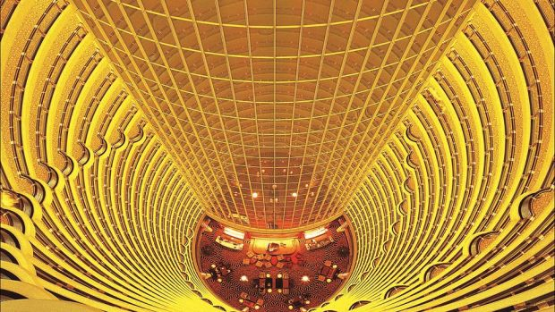 GRAND HYATT SHANGHAI, CHINA