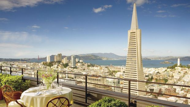 LOEWS HOTELS & RESORTS TAKES OVER THE MANDARIN ORIENTAL SAN FRANCISCO