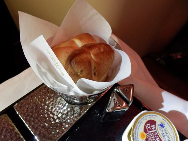 BRUSSELS TO ABU DHABI: BREAD BASKET