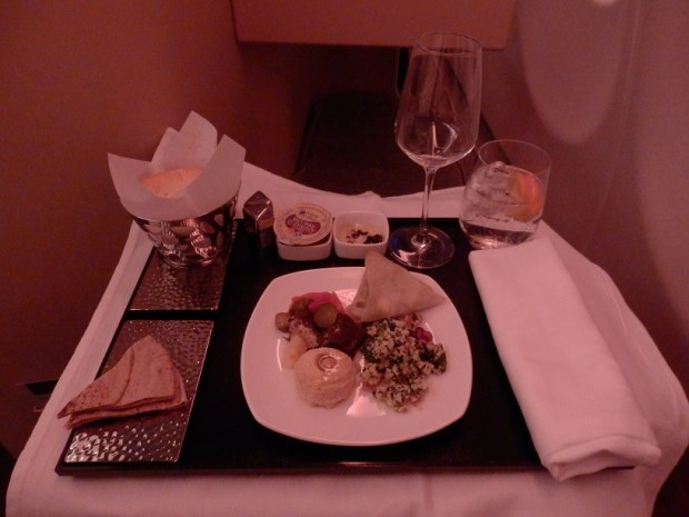 BRUSSELS TO ABU DHABI: ARABIC MEZZE