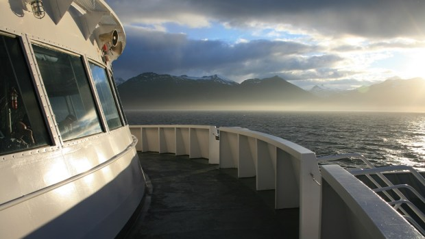 CRUISE THE INSIDE PASSAGE ON AN ALASKAN MARINE HIGHWAY FERRY