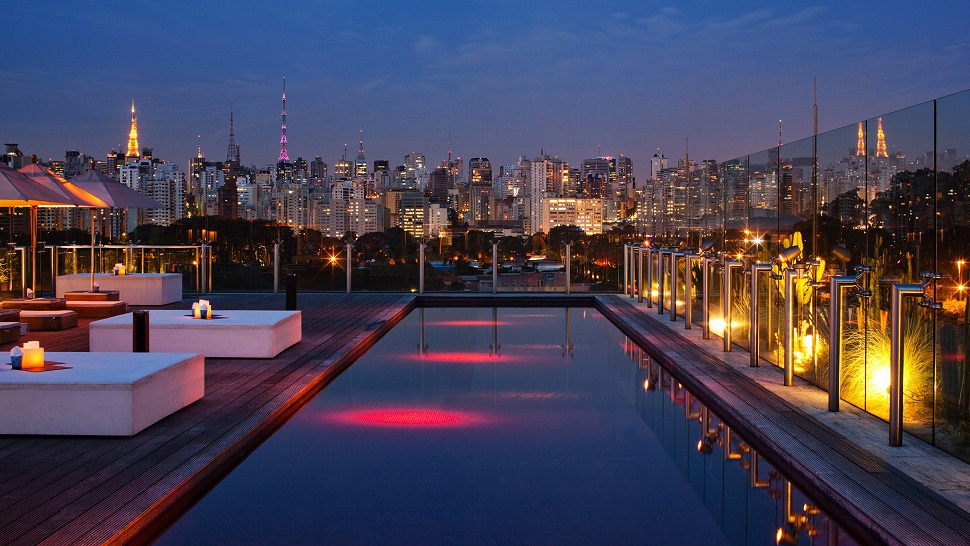 Top 10 World S Most Spectacular Rooftop Pools The Luxury Travel Expert