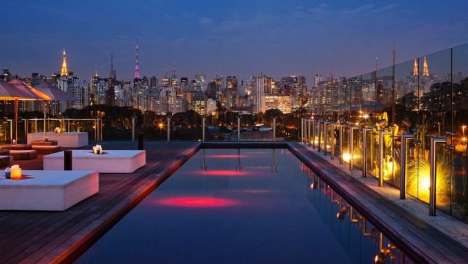 HOTEL UNIQUE SAO PAULO, BRAZIL