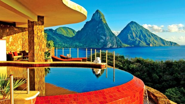 TOP 10 BEST HOTEL ROOMS WITH PRIVATE PLUNGE POOLS