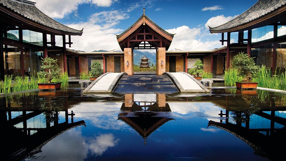 Top 10 Best Luxury Hotels In China The Luxury Travel Expert