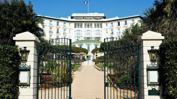 GRAND HOTEL DU CAP-FERRAT, FRENCH RIVIERA