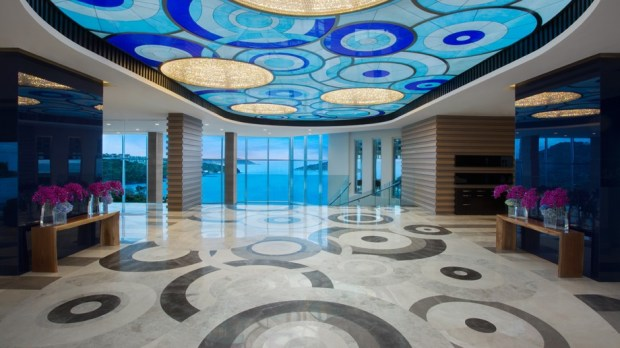 JW MARRIOTT BODRUM, TURKEY