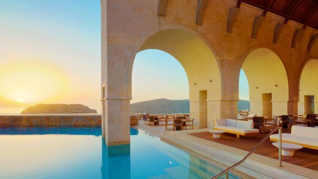 BLUE PALACE RESORT & SPA, CRETE, GREECE