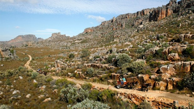 FIND SOLITUDE IN THE CEDERBERG WILDERNESS AREA