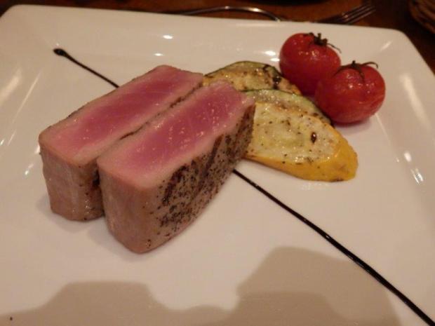 THE GRILL RESTAURANT: DINNER