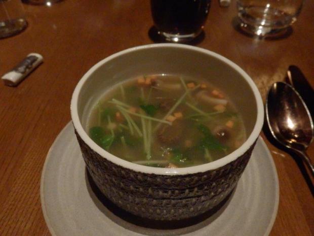 NAOKI RESTAURANT: DINNER