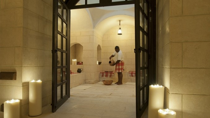 THE SPA, SIX SENSES, ZIGHY BAY, OMAN