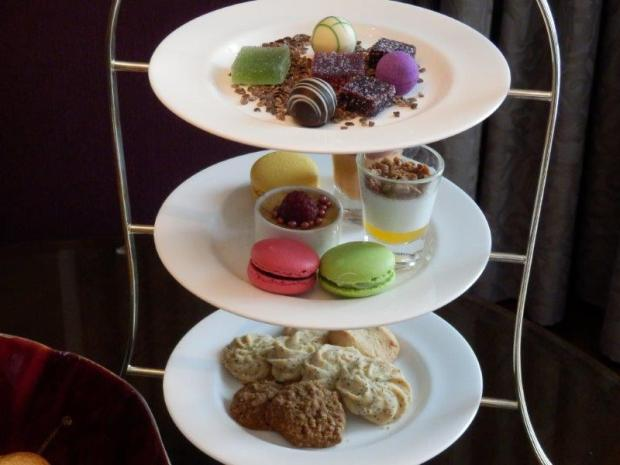 CAROLE ASTOR SUITE: WELCOME SNACKS