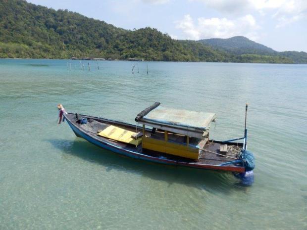 KOH KOOD: FISHING VILLAGE