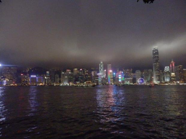 HONG KONG SKYLINE
