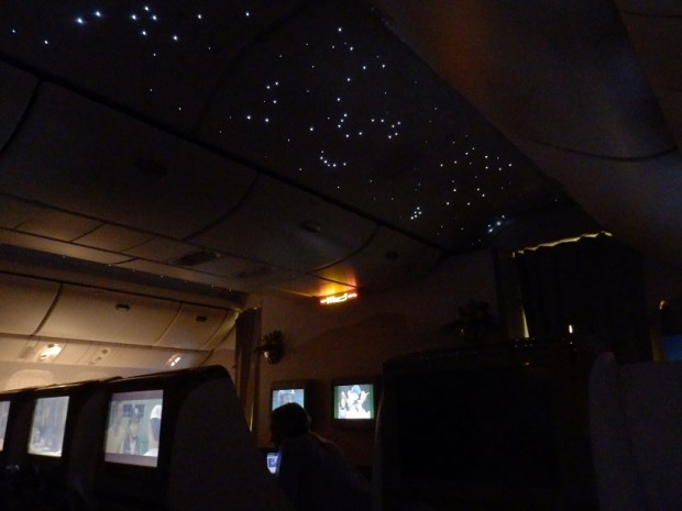 STARRY SKY CEILING