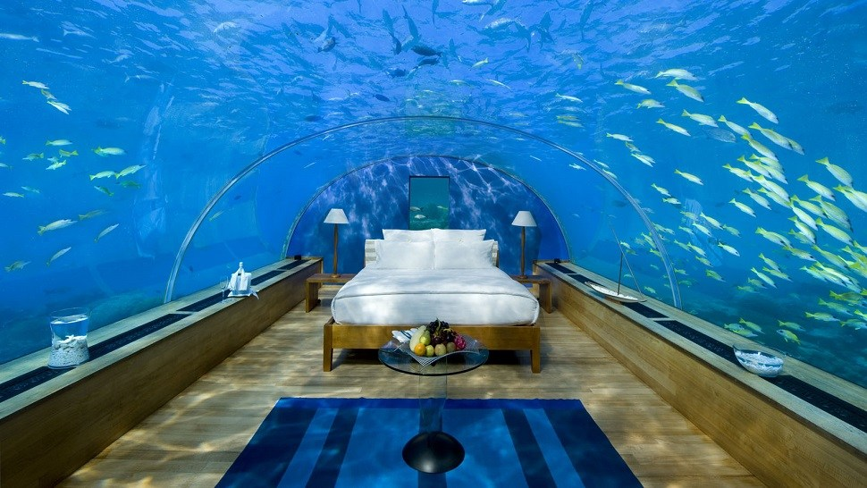 Top10 Best Underwater Hotels In The World The Luxury Travel Expert