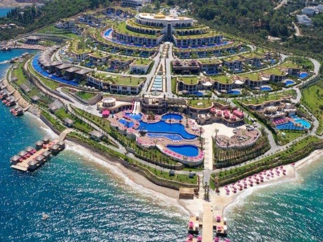 JUMEIRAH BODRUM PALACE - OVERVIEW