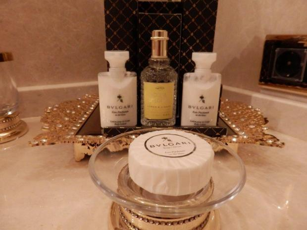 BULGARI AMENITIES