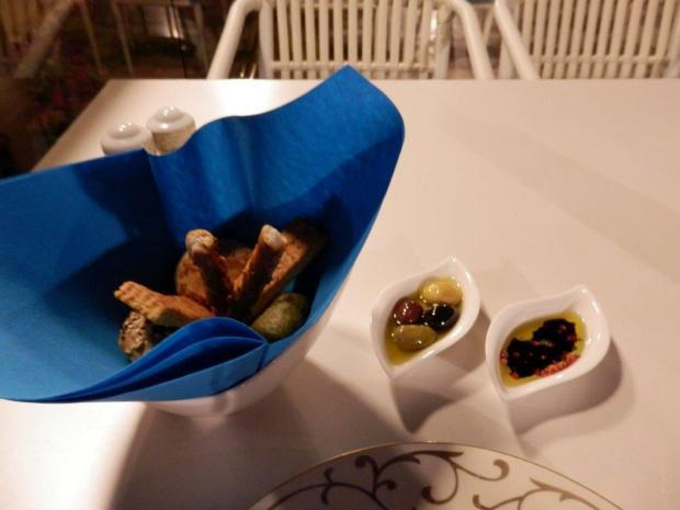DINNER AT FORTUNELLA RESTAURANT