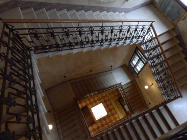 SECOND STAIRCASE