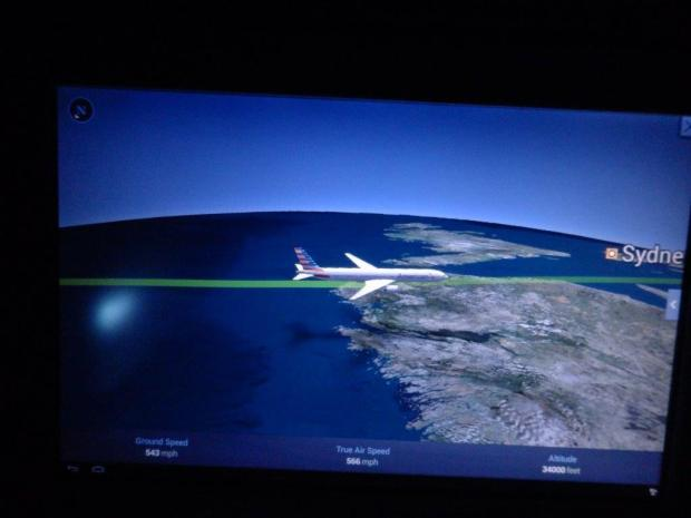 INFLIGHT ENTERTAINMENT: REACHING THE CANADIAN COAST