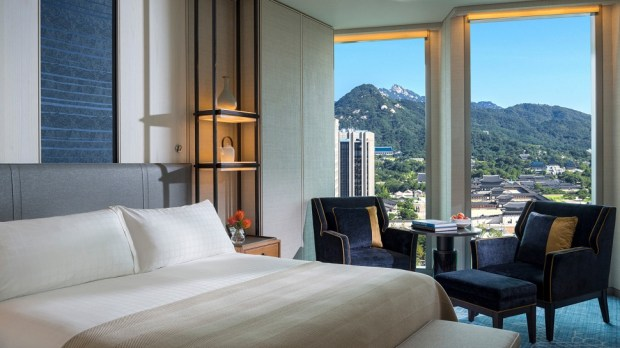 FOUR SEASONS SEOUL, SOUTH KOREA