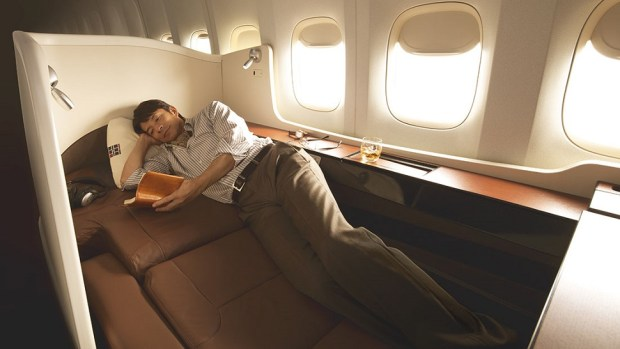 JAPAN AIRLINES FIRST CLASS SUITE