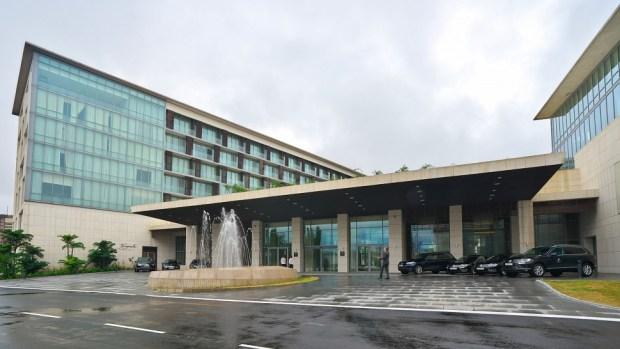 KEMPINSKI HOTEL GOLD COAST CITY, ACCRA, GHANA