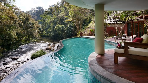 MANDAPA, A RITZ-CARLTON RESERVE, BALI, INDONESIA