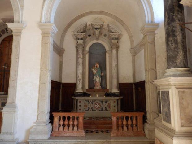 HOTEL GROUNDS: SAN CLEMENTE CHURCH