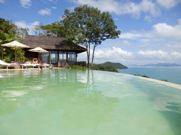 HILLTOP RESERVE WITH STUNNING INFINITY POOL