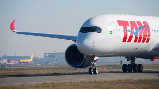 TAM AIRBUS A350 XWB
