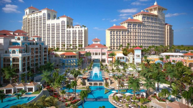 THE BAHA MAR PROJECT IN THE BAHAMAS