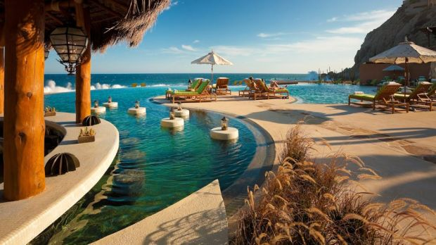 THE RESORT AT PEDREGAL, LOS CABOS, MEXICO