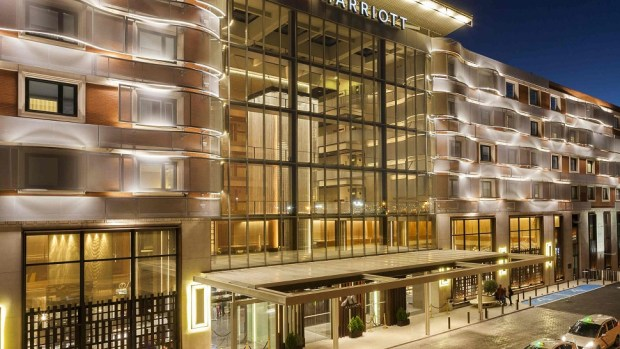 MARRIOTT MADRID AUDITORIUM HOTEL
