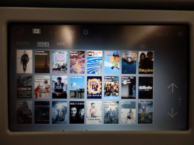 INFLIGHT ENTERTAINMENT SYSTEM