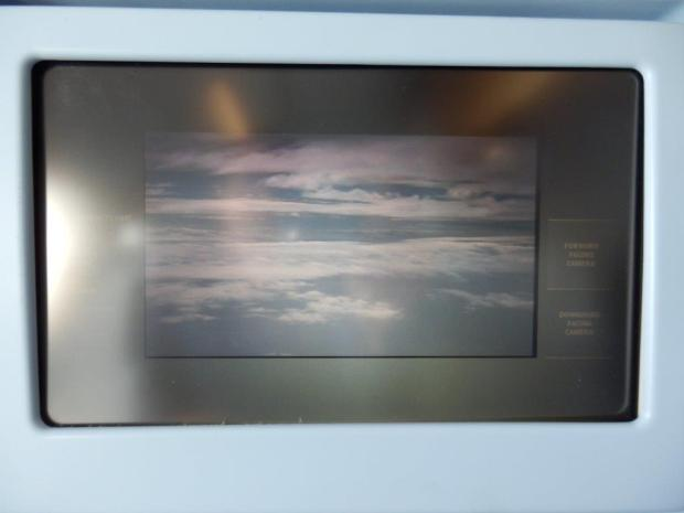 INFLIGHT ENTERTAINMENT SYSTEM: FORWARD FACING CAMERA