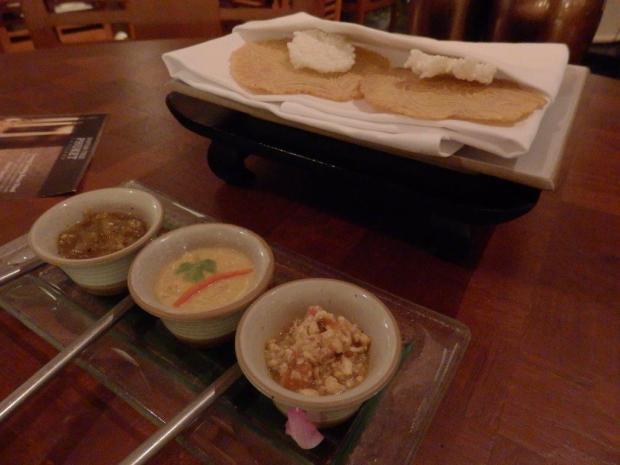 SAFFRON RESTAURANT: THAI FINE DINING