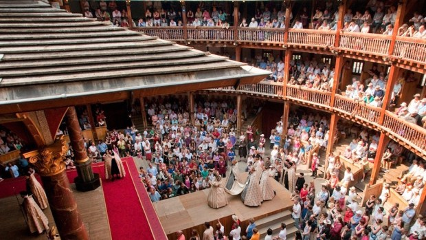 SEE A SHOW AT THE GLOBE