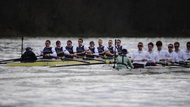 WATCH THE BOAT RACE