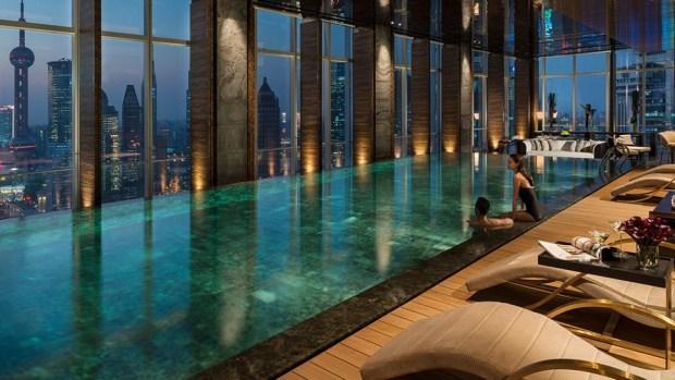 FOUR SEASONS HOTEL SHANGHAI AT PUDONG, CHINA