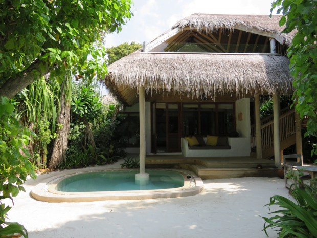 FAMILY VILLA SUITE WITH POOL: GARDEN