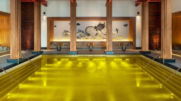 ST REGIS LHASA, TIBET, CHINA