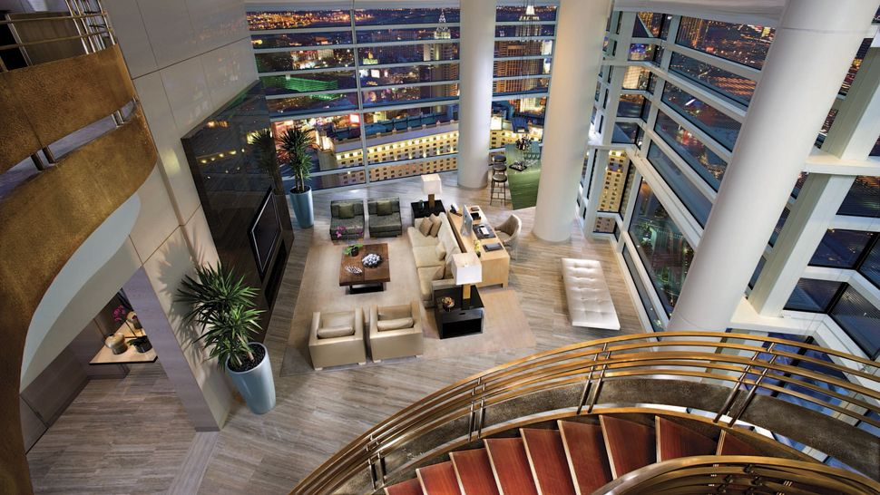 Top 10: most luxurious hotels in Las Vegas - the Luxury