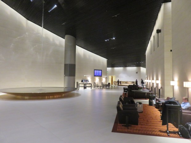 AL SAFWA LOUNGE: CENTRAL SEATING AREA