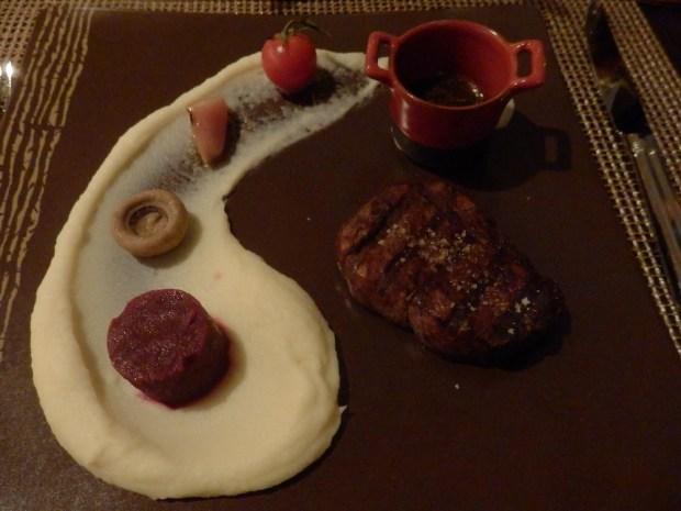 FUEGO RESTAURANT: DINNER